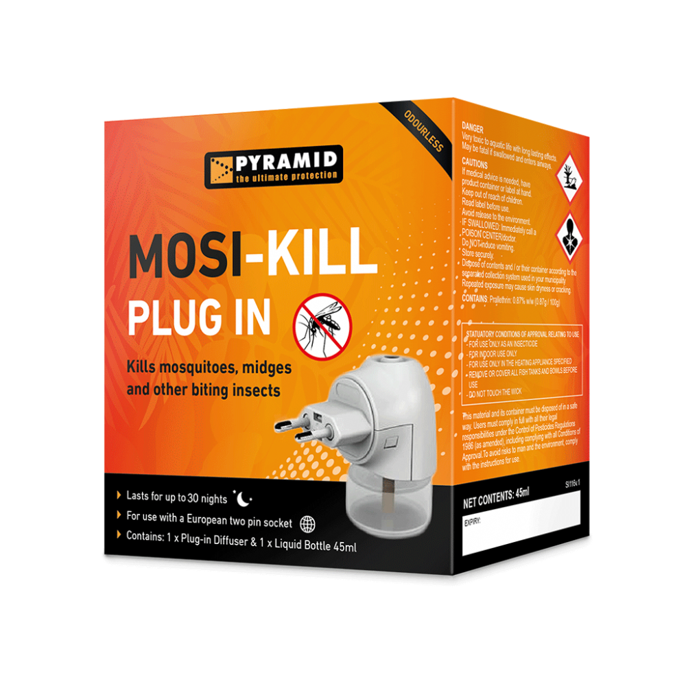 Mosi-Kill Plug in